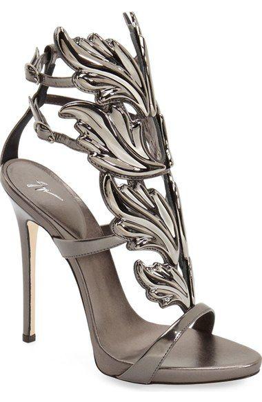 011c784594c GIUSEPPE ZANOTTI  Cruel  Wing Sandal (Women) (Nordstrom Exclusive).   giuseppezanotti  shoes  sandals