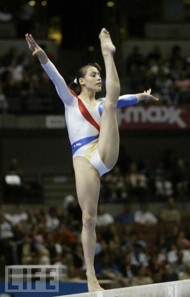 Romanian Women Gymnast Catalina Ponor 59