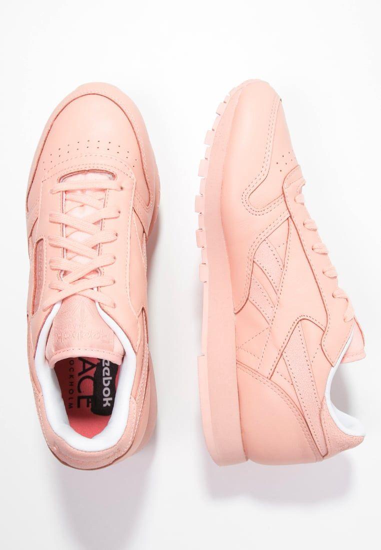 307e45bbd1d3 bestil Reebok Classic CLASSIC SPIRIT - Sneakers - desert  stone white rosette til kr