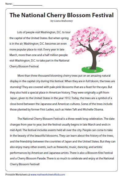 A Great Place For Cherry Pie Bedtime Math Cherry Blossom Festival Washington Dc Travel Visiting Washington Dc