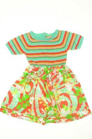 Robe de la marque DPAM en taille 2 ans - Affairesdeptits vetement occasion  enfant bebe pas 93975483aba6