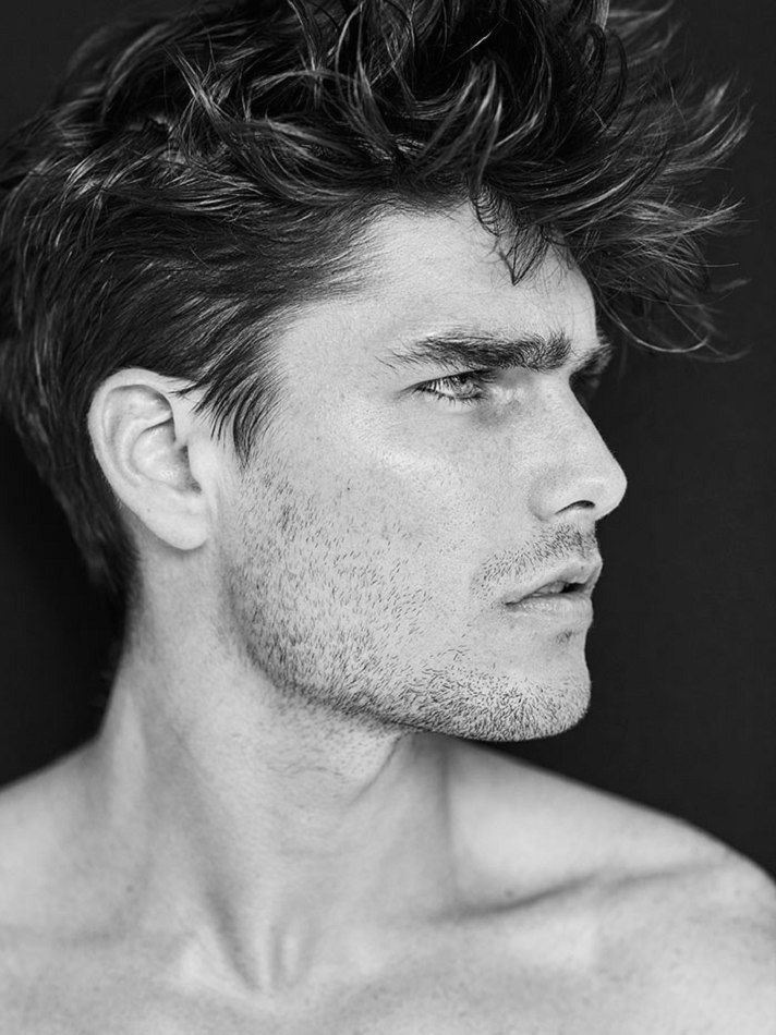 Pin By Mrarcon Cisneros On Hair For Him Pinterest Male Models