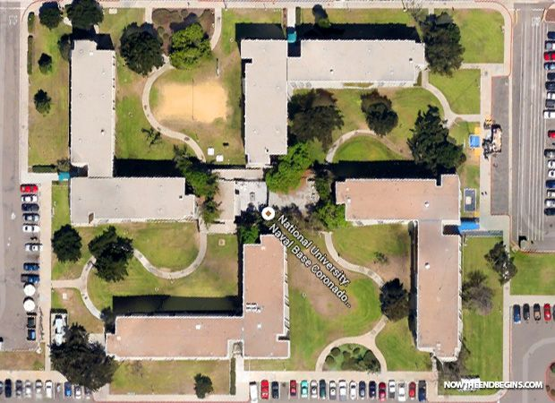 The United States Government Wants You To Believe This Was Built - Maps united states naval base