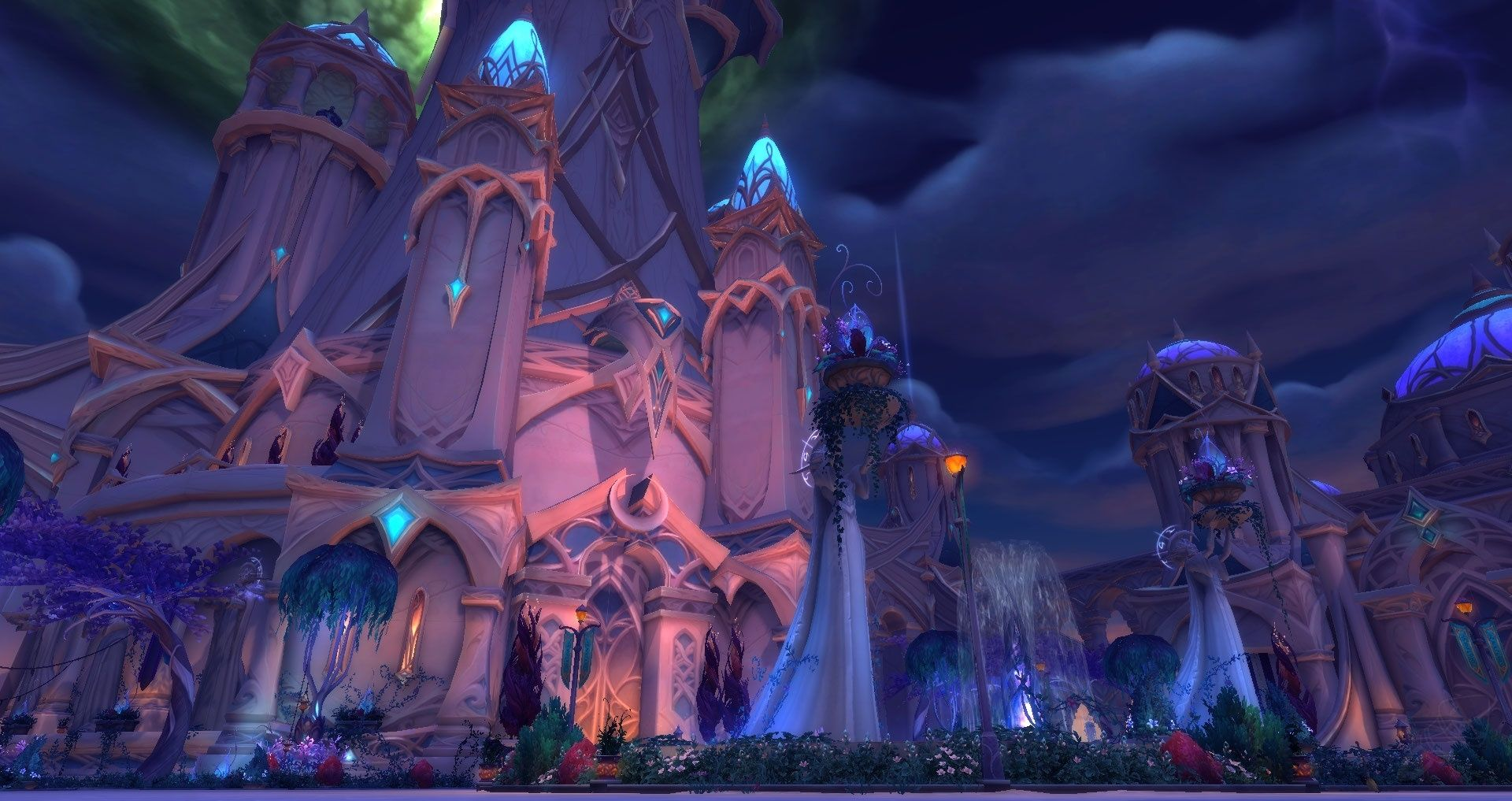 World Of Warcraft Players Angry About Bots in Suramar ... on