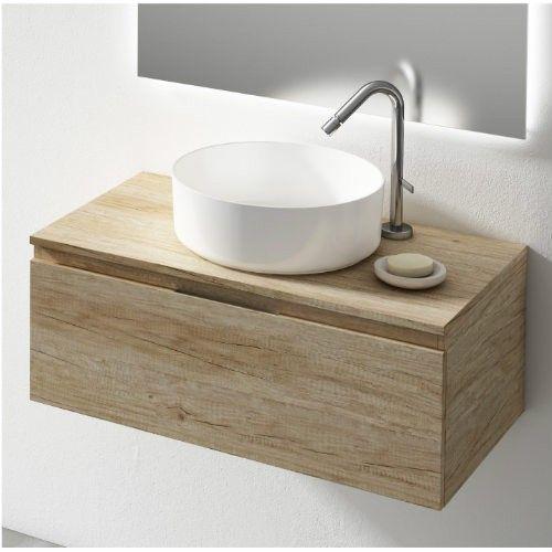 Mueble de baño Londres Olmo | Muebles de baño, Diseño de ...