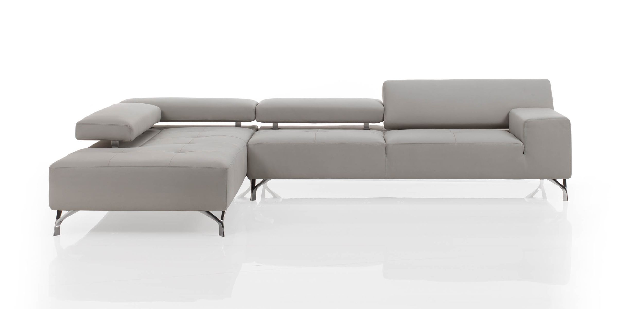 Miami Modern Luxury Sectional Sofa by Cierre Imbottiti ...