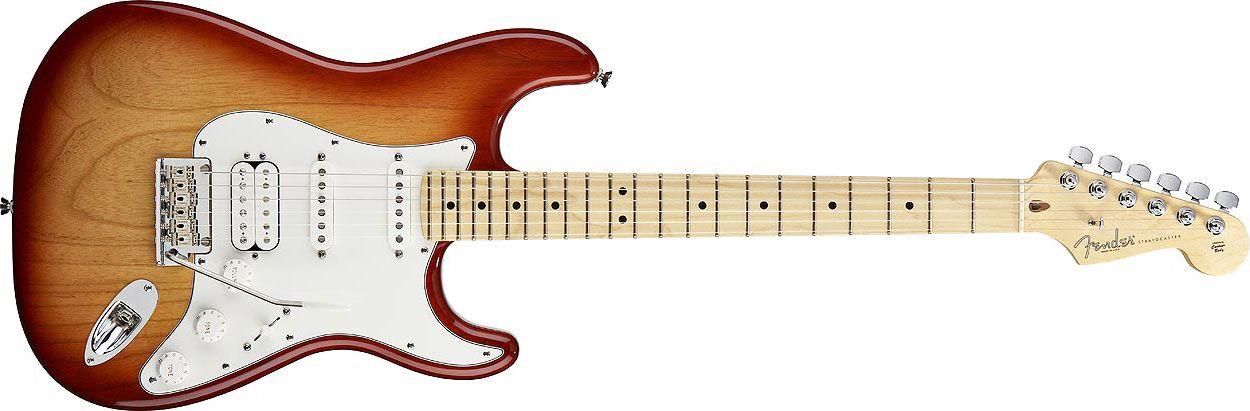 Fender Strato Sienna Sunburst