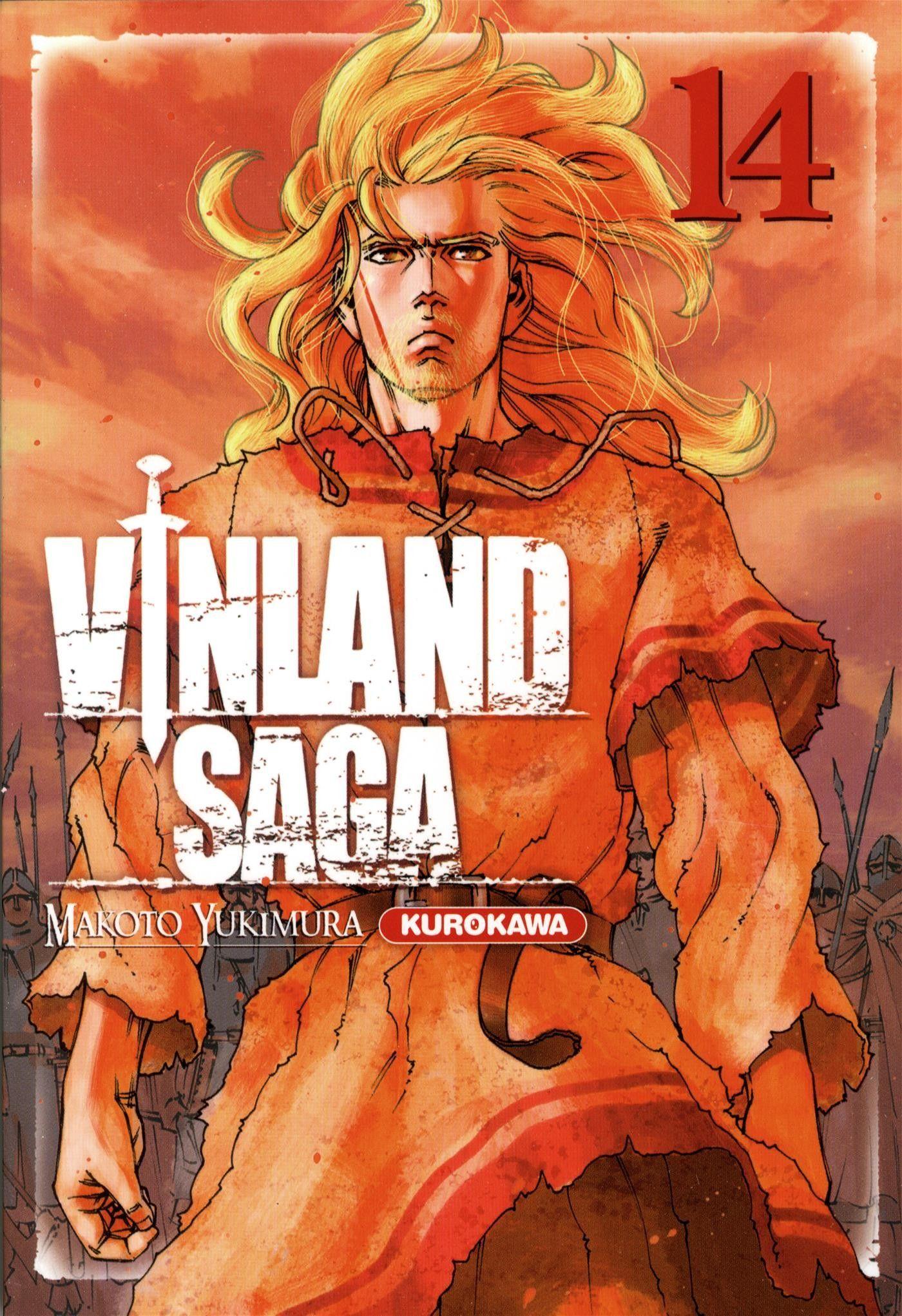 Vinland Saga 14 Makoto Yukimura Vinland saga