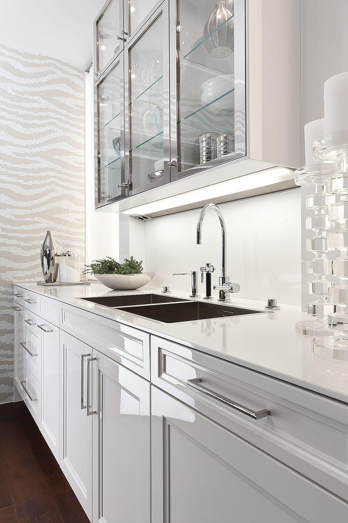 SieMatic Modern Classic Beaux Arts Kitchen Interior Design ...