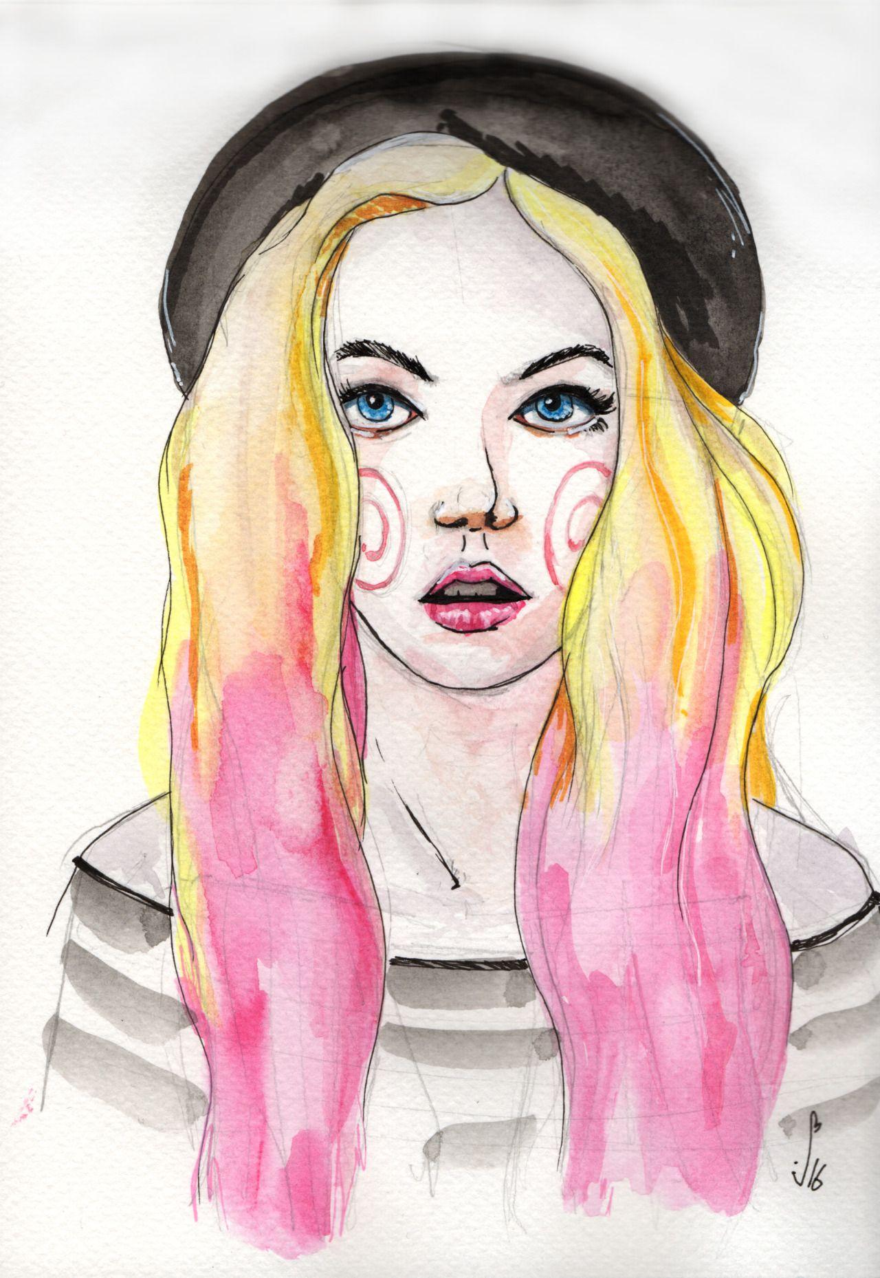 Raquel B. Ilustra