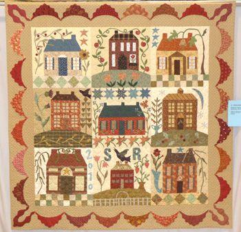 Home sweet home van Blackbird Designs> I love no matther what ... : home quilts - Adamdwight.com