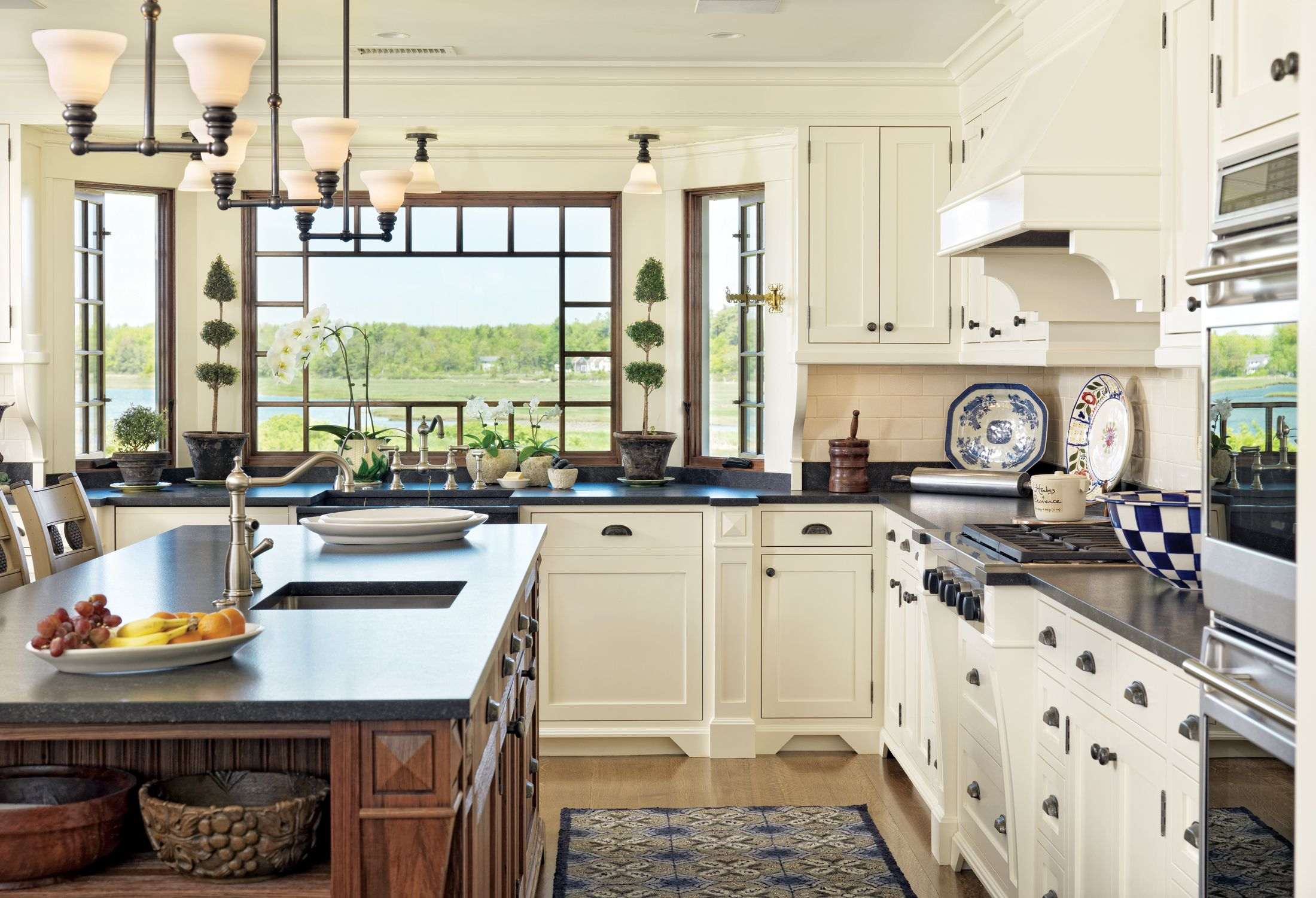 Image result for maine coast interior design | Cottage ...
