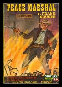 Image result for Frank Gruber western