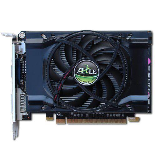 Axle3d Nvidia Geforce Gts 450 4gb Ddr3 Pci Express W Vga Dvi