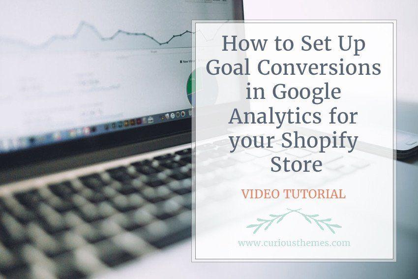 This stepbystep tutorial walks you through creating goal