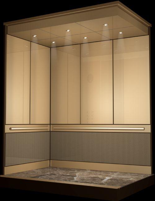 Elevator Interior Design Cab Interior Modernizations For The Home Pinte