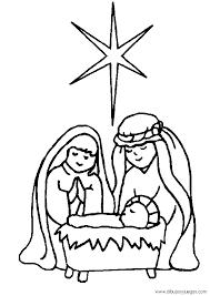 Resultado De Imagen Para Dibujos De Nacimiento De Jesus Para Calcar Nativity Coloring Pages Jesus Coloring Pages Free Christmas Coloring Pages