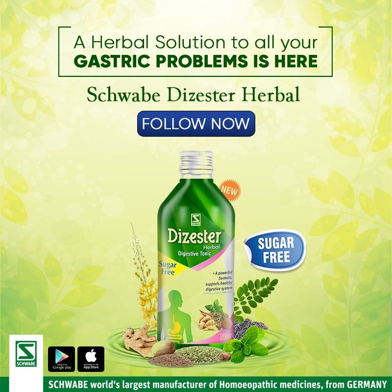 A Herbal Solution to all your Gut problems is here - Schwabe Herbal Dizester! Now it's more easier to reach us. Follow our page now- Dizester Herbal  #Dizester #Herbal #DizesterHerbal #Follow #FollowNow #GutProblems #DigestiveTonic #DigestiveProblem #GastricProblems #StomachHealth #HappyStomach #HealthyStomach #Indigestion #StomachPain #Constipation #Health #Lifestyle #Bloating #Gas #SugarFree