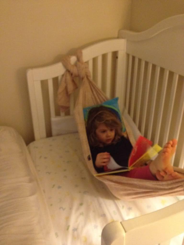 Sidecar Crib Setup