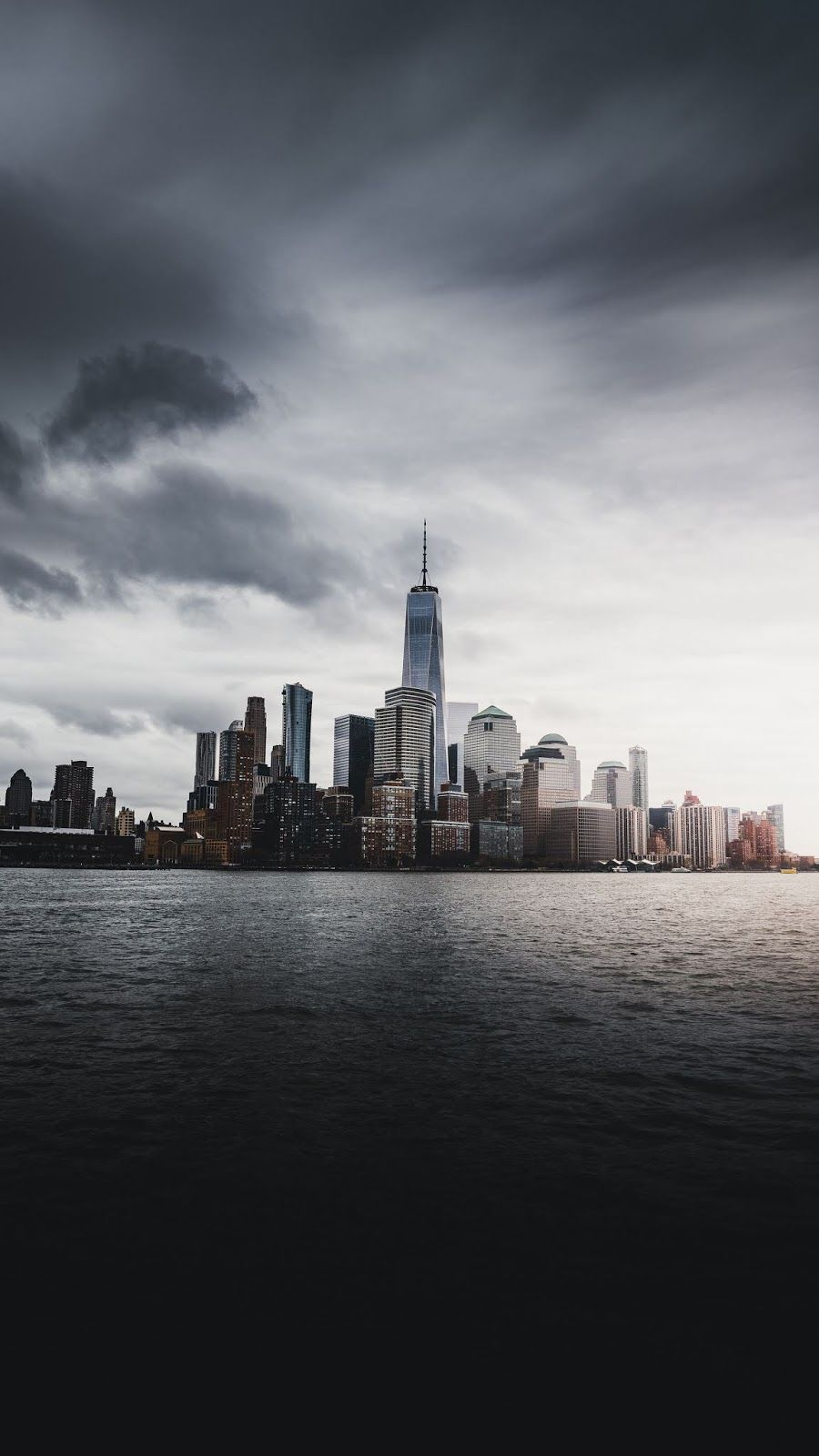 New York Usa Skyscrapers New York Wallpaper Usa Wallpaper Cityscape