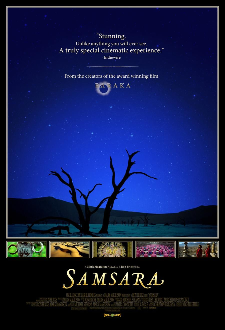 Must See This Film Could Help You >> Samsara A Must Watch Visually Stunning Film That Will Make