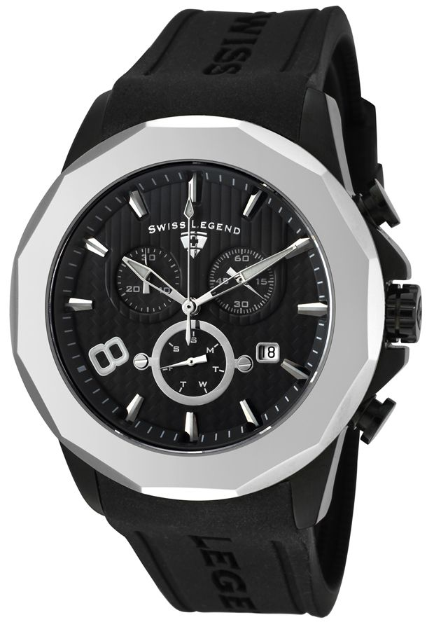 Price:$199.99 #watches SWISS LEGEND 10042-BB-01-SB, For over a quarter of a century the makers of Swiss Legend have created their own legendary reputation by bringing their loyal customers timepieces steeped in tradition, design and versatility. Swiss Legend is a brand unlike any other. It is dynamic. It is modern. It is alive.