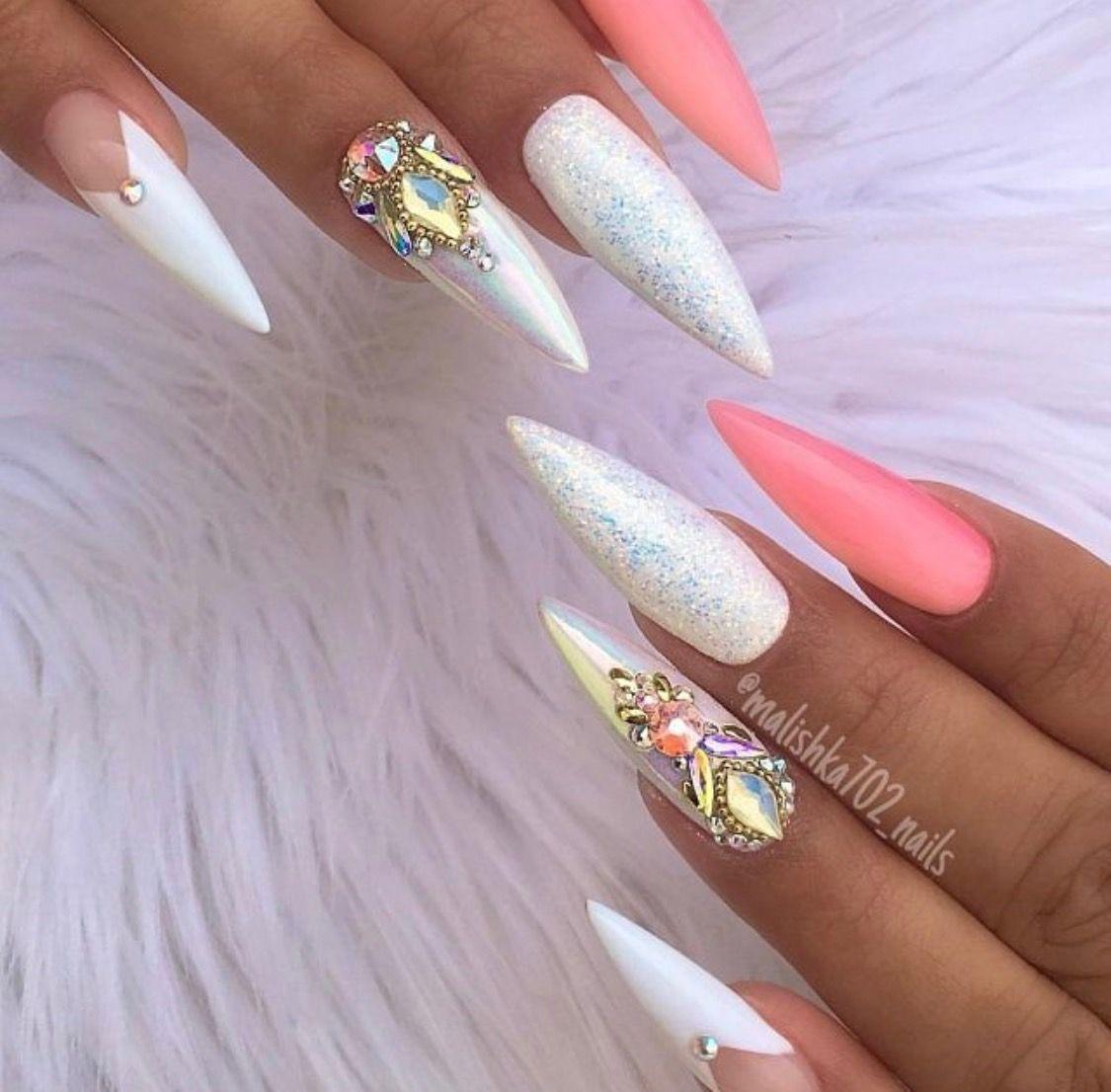 Pin de Christa Moores en Nails!\' | Pinterest | Diseños de uñas, Arte ...