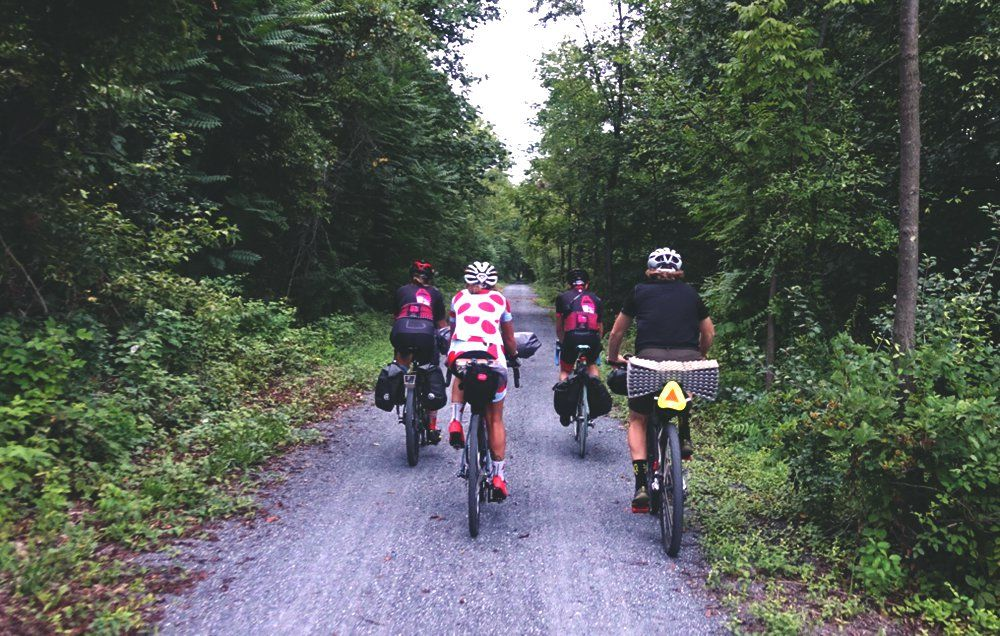 You Could Ride Trails From Nyc To Canada By 2020 With Images