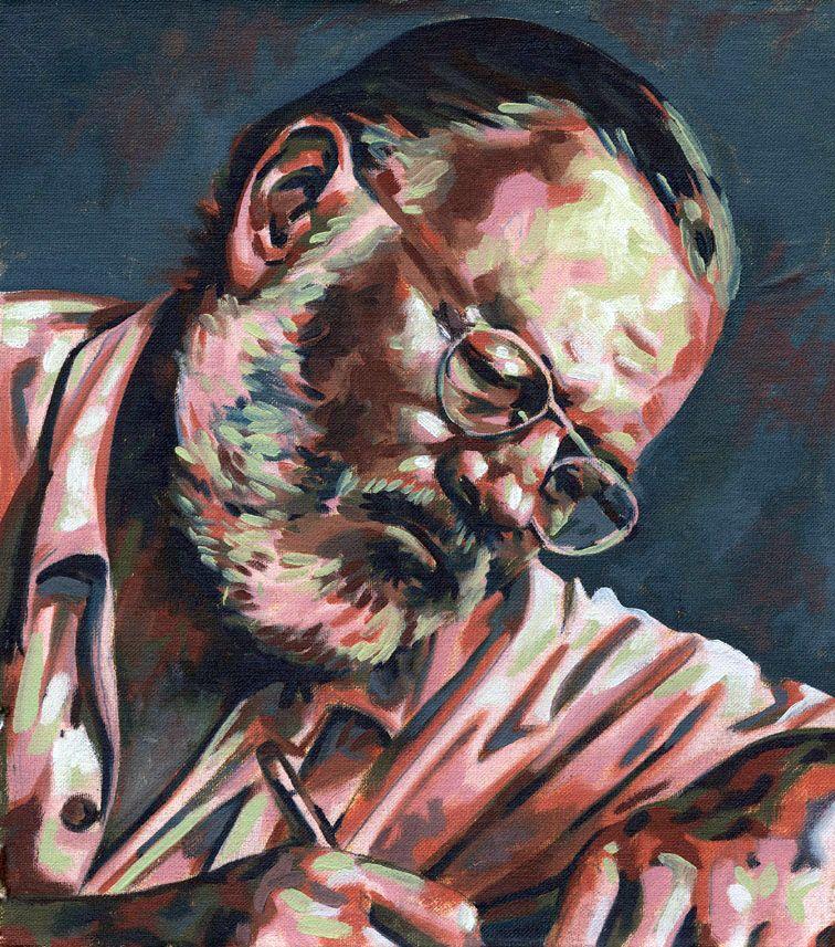 Papa Hemingway by abfarmer9 on @DeviantArt