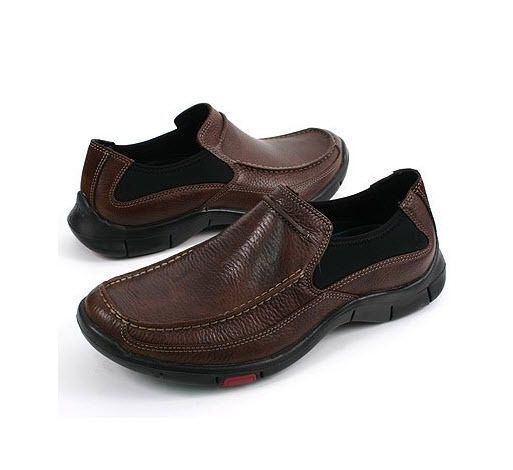 Taglia oasi difficile  Clarks Privo Leather Zarkon Brown Chestnut 78849 Slip-On Loafer Shoe Men  8.5 M | Loafer shoes, Loafers, Shoes mens