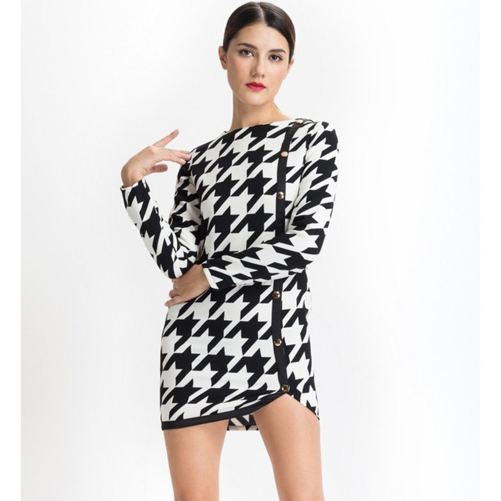 What Is Houndstooth Fashion