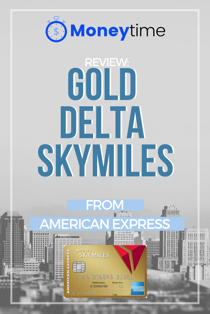 Gold Delta SkyMiles© Credit Card from American Express