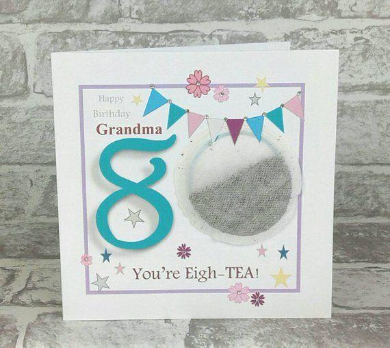 Personalised 80th Birthday Card Grandma 80th Birthday Card Etsy 90th Birthday Cards 80th Birthday Cards 60th Birthday Cards