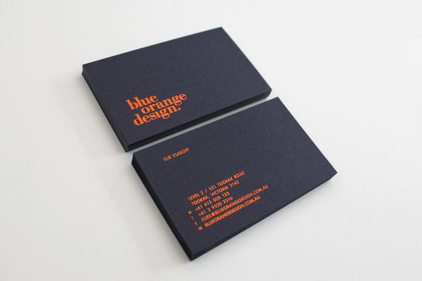 Rellow Orange Design Business Card Design V Logo Design