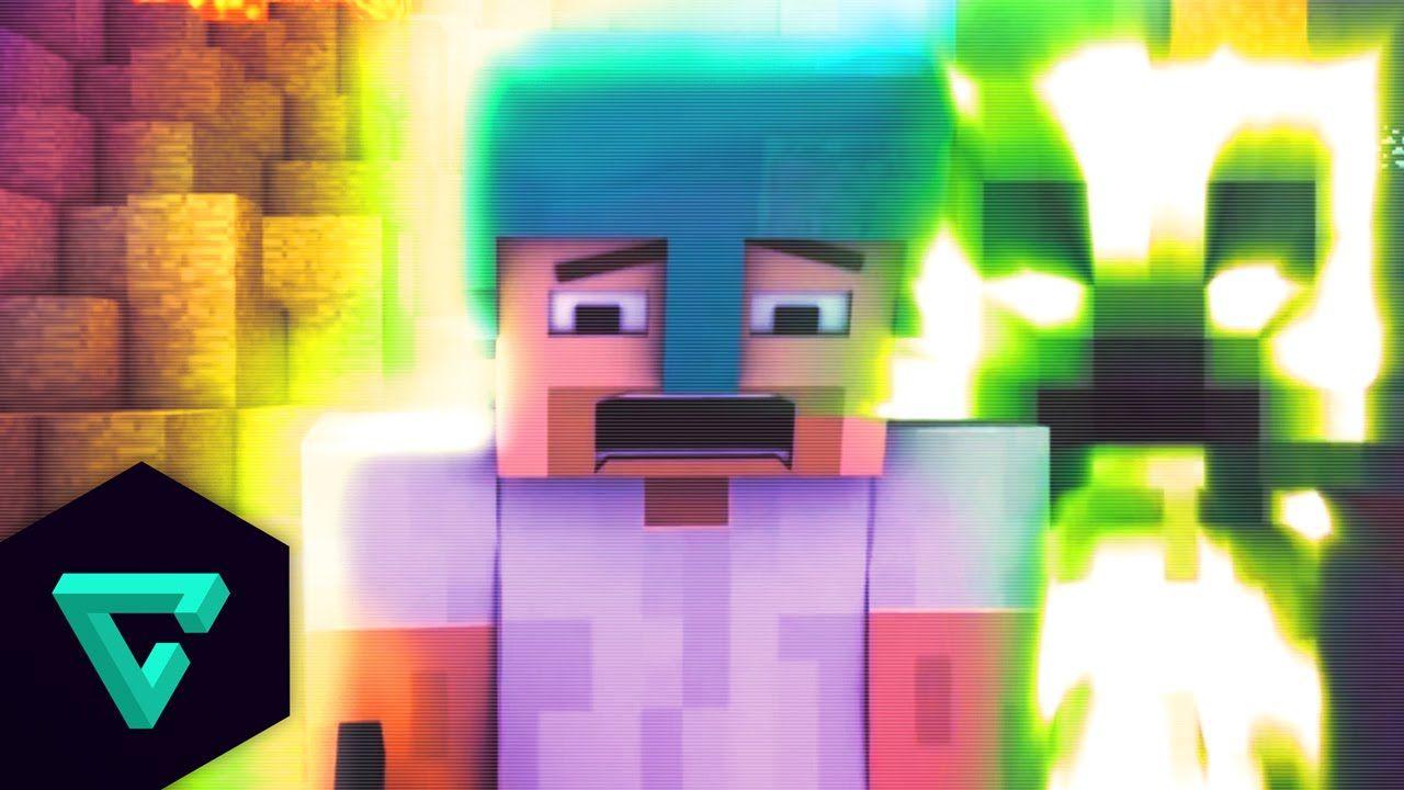 "Minecraft Song : ""Diamond Sword"" (Minecraft Animation by Minecraft"