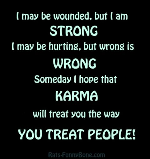 Bad People Quotes Pin by Shannon Bladen on Quotes that I love | Karma quotes, Quotes  Bad People Quotes