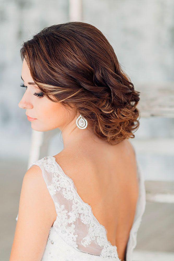 48 Trendiest Short Wedding Hairstyle Ideas | Wedding ...