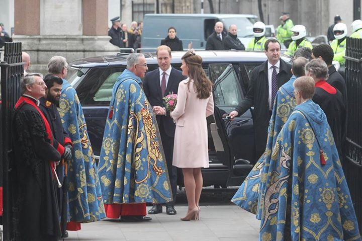 Duchess of Cambridge, 2015