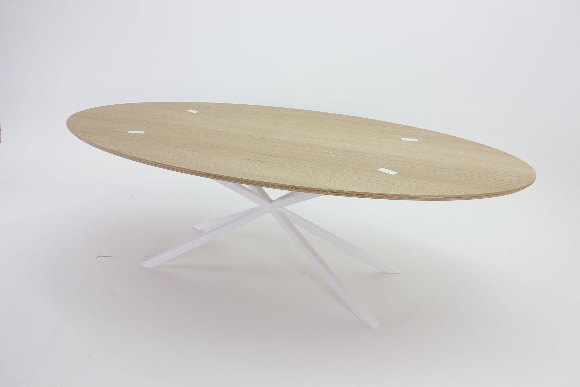 Tafel tables by belgian designer and maker lennart van