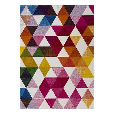 Tapis coloré | Séjour | Rugs, Quilts, Design