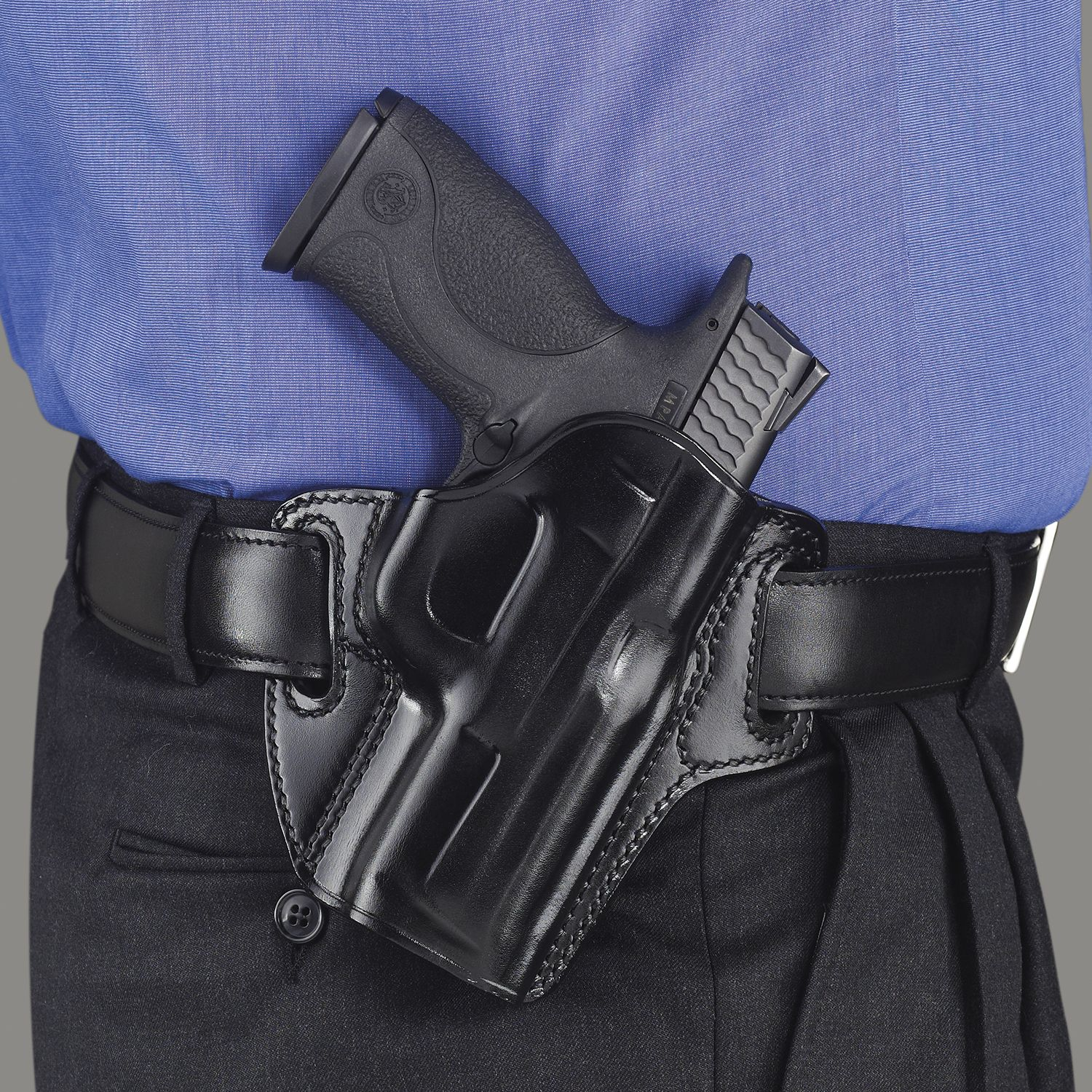 CONCEALABLE: The Concealable™ holster is one of Galco's most