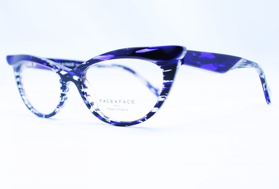 90d75c3989 Ebony 4 Eyeglasses from Face à Face