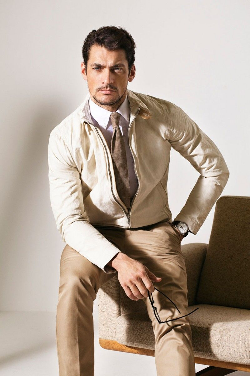 3e45e9946c Pin de HELENA NEFER en DAVID JAMES GANDY