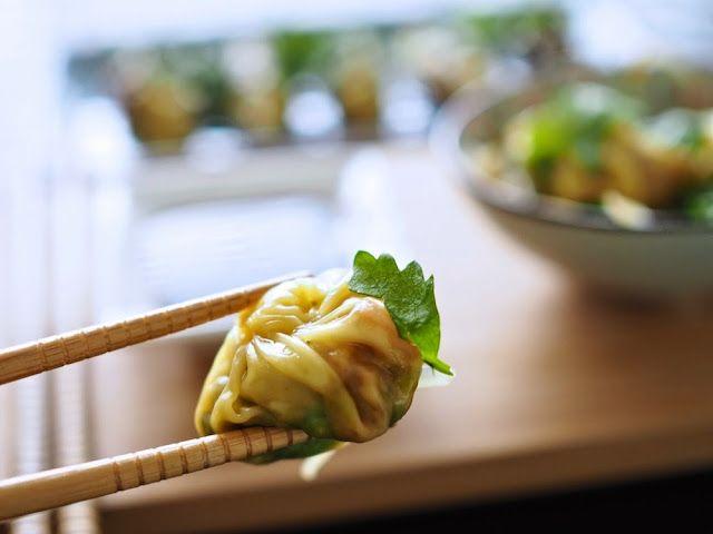 Makuja kotoa: Dumplings