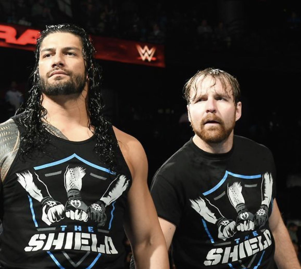Brothers of Arms Roman Reigns And Dean Ambrose Are The Best