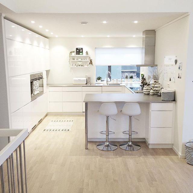 Moderne Küche Bilder Küchen Kitchens, Interiors and Haus - offene küche mit theke