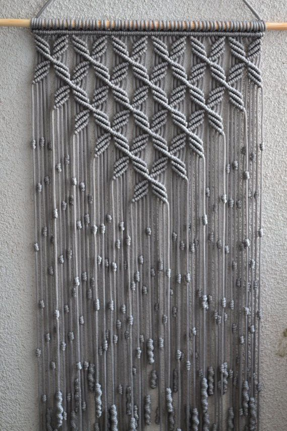Home Decorative Macrame Wall Hanging Crafts Handcrafted