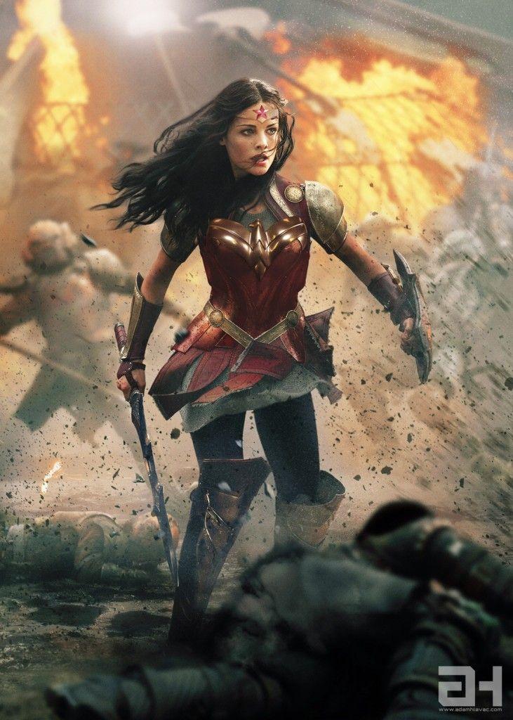 Thor The Dark World Actress to Cameo as Amazon Princess