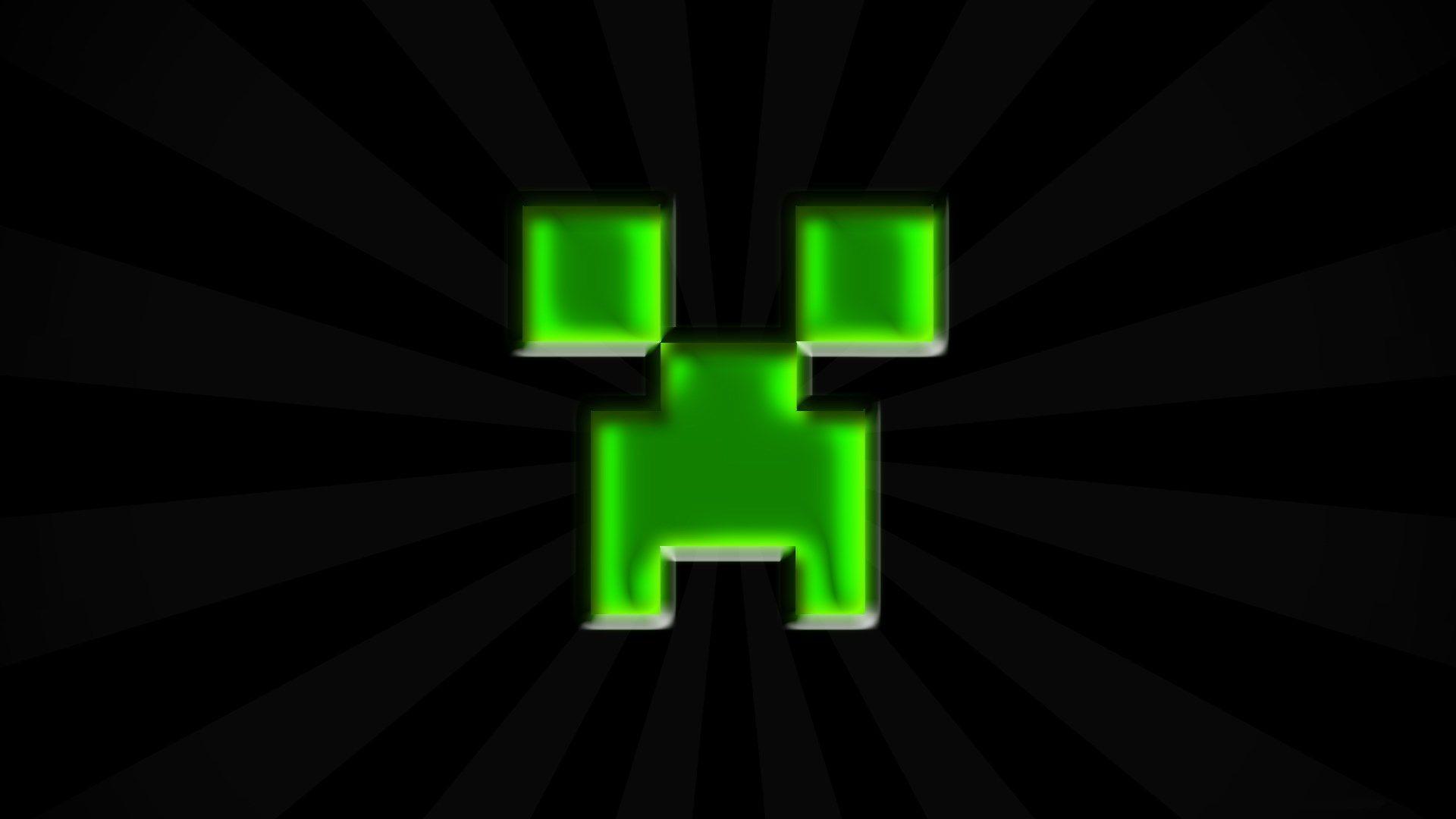 Minecraft Creeper Iphone Wallpaper Free Download