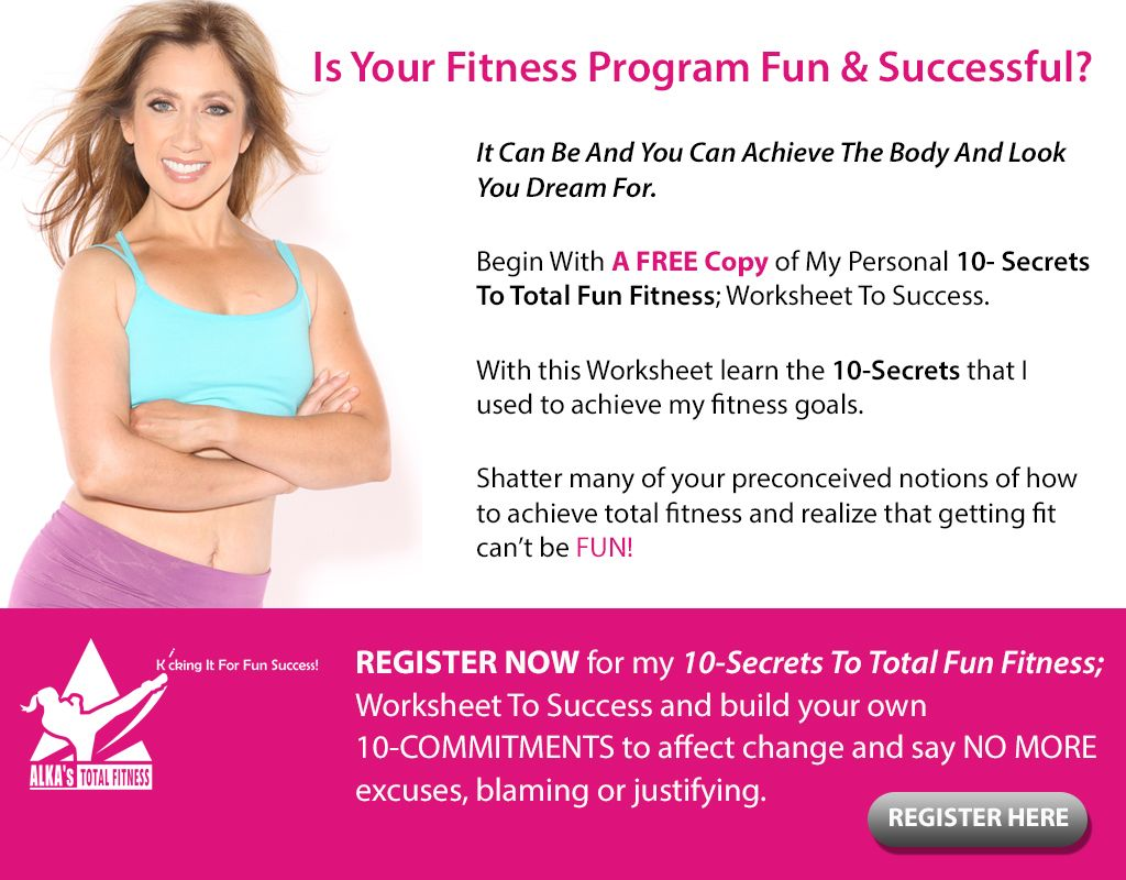 Is Your Fitness Program Fun Amp Successful It Can Be And